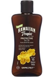 HAWAIIAN TROPIC BRONZING OIL - 100ml FPS 15